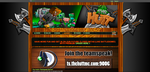 Minecraft Server Header/Background - The Hutt by FinsGraphics