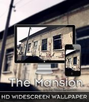 The Mansion HD Wallpaper Pack by russanov