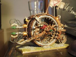 Skaven Doomwheel by Brother-Maynard