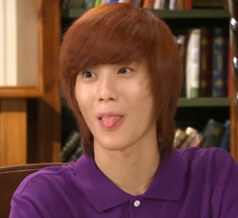 Taemin merong by MidnightMadness11