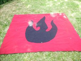 Fire Nation Rug by Caranth