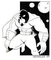 SPACE GHOST by PHARAOHSCURSE