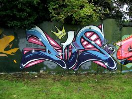 Meeting of Styles Belfast by laGrammairEnClair
