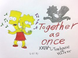 Together as Once by komi114