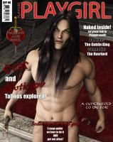Playgirl Sep 08 - Isca by 3D-Fantasy-Art