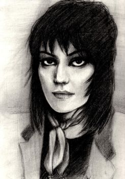 Joan Jett: I Love Rock and Roll by LarcDEAR