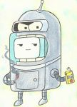 Bender BMO by arttoinfinity