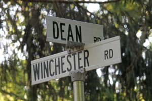 On the Corner of Dean and Winchester by QueenAbdication