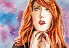 Florence Welch by Shiita