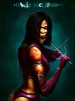 Mileena by flavioluccisano