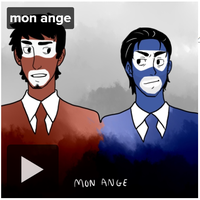 [oc mix] mon ange by MageMina