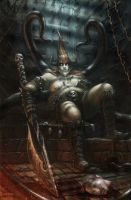 Executioner by ortheza