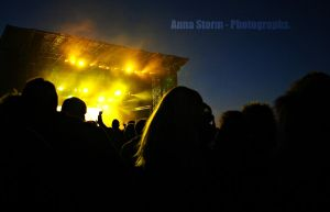 DAD concert at Skive Festival by PatheticPoeticLie