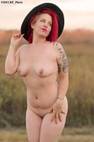 Deanna Deadly at the gas well by rp-photo