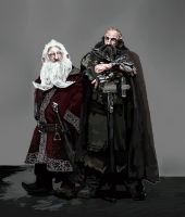 Balin and Dwalin by POLO88