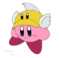 Cutter Kirby - colored by water-kirby