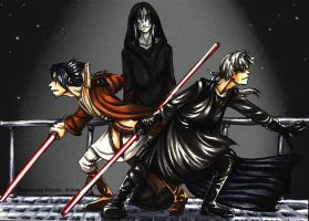 Kabuto Oro Sasuke:The DarkSide by Yakushi--Kabuto