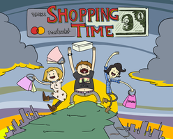 It's Shopping Time by Ivanobich
