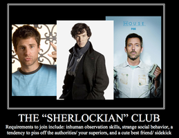 The Sherlockian Club by BlindDevotion