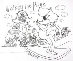 Hudsons and Watsons : Walking the Plank! by komi114