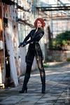I am Black Widow by Karenscarlet