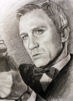 Bond. James Bond. by BlackRoseXOX