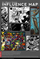 Benjamoid's Influence Map by The-BenT-One