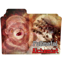 Fullmetal Alchemist Icon by Ozzmunch