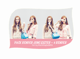 [PACK RENDER#1]: JUNG SISTER 2014 MAGAZINE by BlackAngled