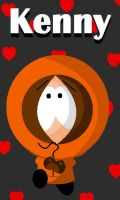 South park, Kenny loves you by ScrewStudying