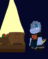 Moise's Funeral for me by MagicArt1