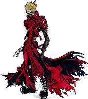 Vash The Stampede 2 by BassZombie