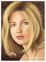 +Buffy Summers+ by Echelon-X
