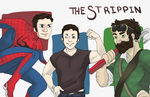 The Strippins C: by SnakeFeathers