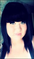 Myself - With A Full Fringe by AmieLouisePhotograph
