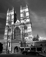 Westminister Abbey by mole2k