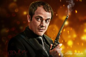 Crowley by marcosnogueiracb