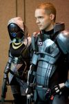 Mass Effect Cosplay by Danosuke