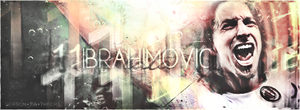 Ibrahimovic11 - G+T+T by thecrazY2010