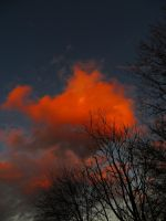 During painted clouds 5 by julia51