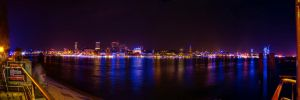 Blue Port Hamburg by MartinJP