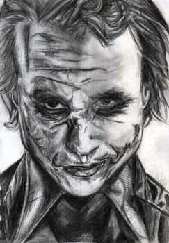 The Joker by EmDoodles