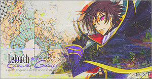 Lelouch Lamperouge by KathyCucu