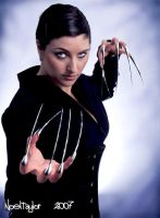 Lady Deathstrike by AkashaDeville
