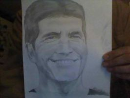 Simon Cowell by baritone1980