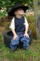 Cowboy 2 by Paigesmum-stock