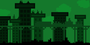 Green City by Hexsixth