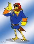 Captain 'Falcon' by Red-Flare