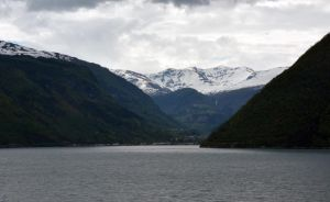 Sailing the fjords to Skjolden 20 by abelamario