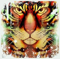 Tiger::ver.5.0 by HeLLKaTSTaRKiTTy